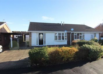 Thumbnail 2 bed semi-detached bungalow for sale in Wardlow Avenue, Orrell, Wigan