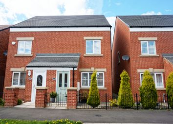 Thumbnail 3 bed semi-detached house for sale in Barnwell View, Herrington Burn, Houghton Le Spring