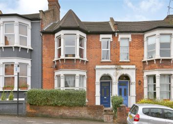 Thumbnail 3 bed flat for sale in Wightman Road, Harringay, London