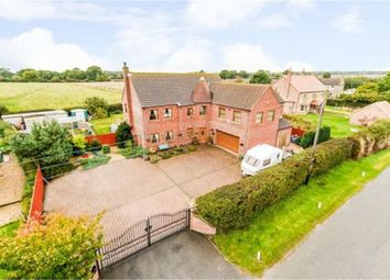 Thumbnail 5 bed detached house for sale in Legsby, Legsby, Market Rasen, Lincolnshire