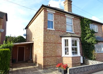 Thumbnail 2 bed semi-detached house for sale in Crockford Park Road, Addlestone