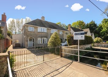 Thumbnail 3 bed semi-detached house to rent in Ashton Keynes, Swindon, Wiltshire