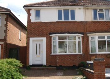 Thumbnail 3 bed semi-detached house to rent in Thurlestone Road, Birmingham