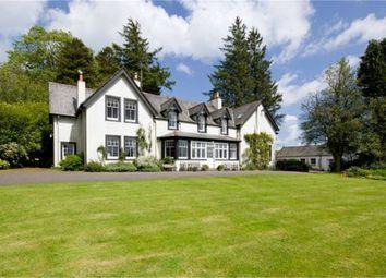 Thumbnail 8 bed detached house for sale in Castle Douglas, Corsock, Castle Douglas, Dumfries And Galloway