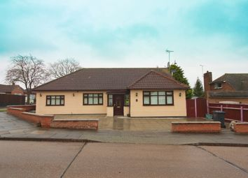 Thumbnail 6 bed bungalow for sale in Newhaven Road, Leicester