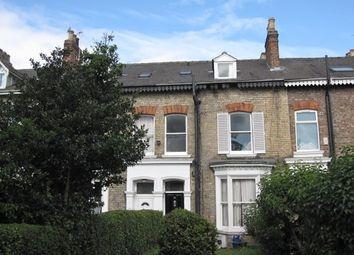 Thumbnail 1 bedroom flat to rent in Wigginton Road, York