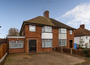 Thumbnail 3 bed semi-detached house for sale in Cowslip Hill, Letchworth Garden City