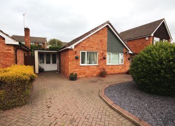 Thumbnail 1 bed detached bungalow for sale in Slade Avenue, Burntwood