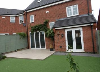 Thumbnail 5 bed semi-detached house for sale in Meredith Road, Ashby-De-La-Zouch