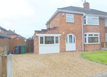 Thumbnail 3 bed semi-detached house for sale in Hillside Road, Blacon, Chester