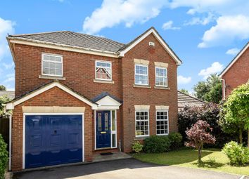 Thumbnail 4 bed detached house for sale in Beech Close, Wootton