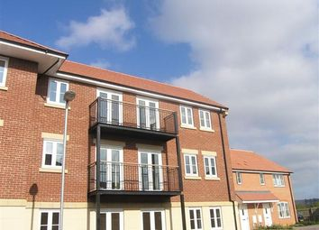 Thumbnail 2 bed flat to rent in Gadwall Way, Scunthorpe