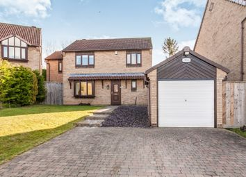 Thumbnail 4 bed detached house for sale in Bonnygrove, Marton-In-Cleveland, Middlesbrough
