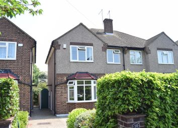 Thumbnail 3 bed property for sale in Queensland Avenue, London