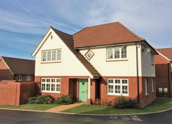 Thumbnail 4 bed detached house for sale in Fairfax Way, Ottery St Mary