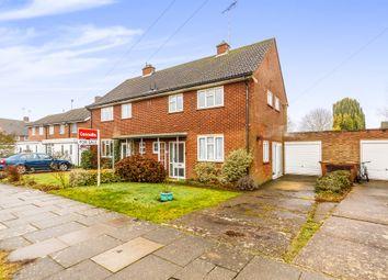 Thumbnail 3 bedroom semi-detached house for sale in Turmore Dale, Welwyn Garden City