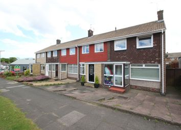 Thumbnail 3 bed terraced house for sale in Regency Gardens, North Shields