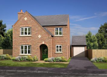 Thumbnail 4 bed detached house for sale in The Malham, Newcastle Road, Arclid, Cheshire