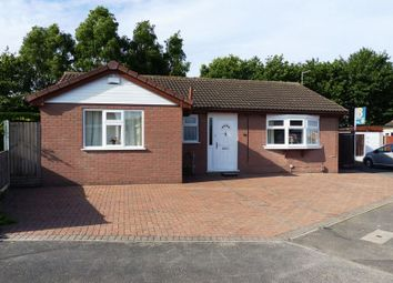 Thumbnail 3 bed detached bungalow for sale in Snetterton Close, Lincoln
