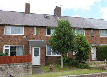Thumbnail 2 bed terraced house for sale in Sycamore Avenue, St Athan, Barry