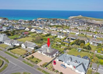 Thumbnail 5 bed detached bungalow for sale in Bonython Road, Newquay