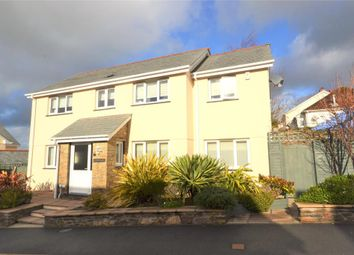 Thumbnail 4 bed detached house for sale in Skitta Close, Callington, Cornwall