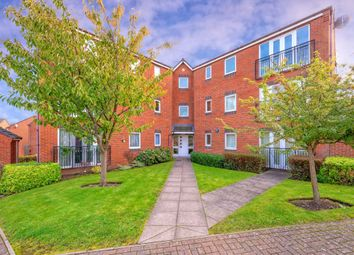 Thumbnail 2 bed flat for sale in Moorhouse Close, Wellington