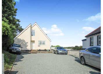 Thumbnail 4 bed detached bungalow for sale in Llewelyn Street, Amlwch