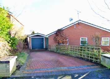 Thumbnail 3 bed detached bungalow for sale in Forest Road, Wrexham