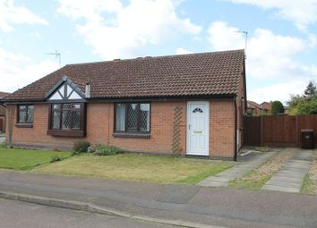 Thumbnail 2 bed semi-detached bungalow to rent in Courtney Close, Wollaton, Nottingham
