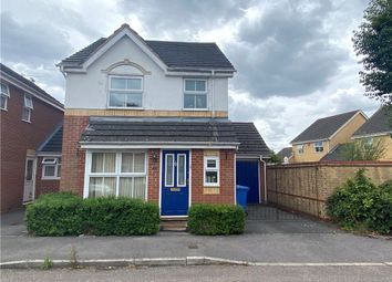 3 bed link-detached house for sale in Richmond Close, Farnborough, Hampshire GU14