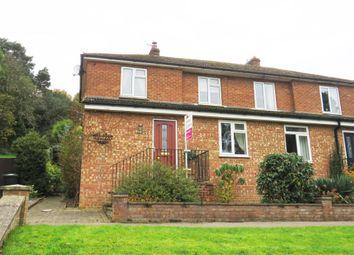Thumbnail 3 bedroom semi-detached house for sale in Spinney Lane, Aspley Guise, Milton Keynes
