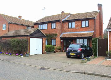 Thumbnail 4 bed detached house for sale in The Spennells, Thorpe-Le-Soken, Clacton-On-Sea