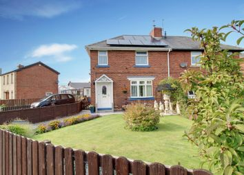 Thumbnail 3 bed semi-detached house for sale in Leeholme Road, Bishop Auckland, Durham