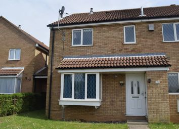 Thumbnail 2 bedroom terraced house to rent in Fallow Drive, Eaton Socon, St. Neots
