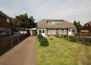 Thumbnail 3 bed bungalow for sale in Lindsay Close, Stanwell, Staines-Upon-Thames