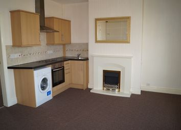 Thumbnail 1 bed flat to rent in Rossall Road, Cleveleys