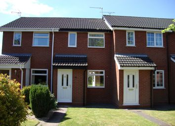 Thumbnail 2 bed town house to rent in Cloisters, Gnosall, Stafford