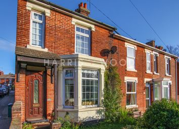 Thumbnail 3 bed end terrace house for sale in Old Heath Road, Colchester