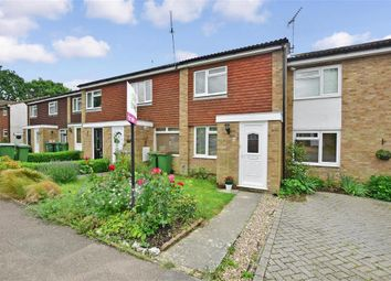 Thumbnail 2 bed terraced house for sale in Thelton Avenue, Broadbridge Heath, West Sussex