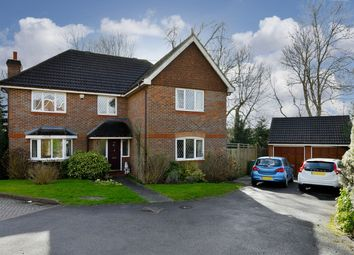 Thumbnail 4 bed detached house for sale in The Dell, Tadworth