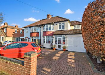 Thumbnail 4 bed semi-detached house for sale in Bedonwell Road, Bexleyheath, Kent