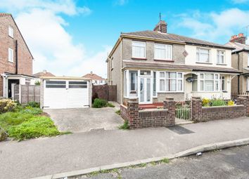 Thumbnail 3 bed semi-detached house for sale in Astley Road, Clacton-On-Sea