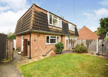 2 bed semi-detached house for sale in Rutland Road, Broomfield, Chelmsford CM1