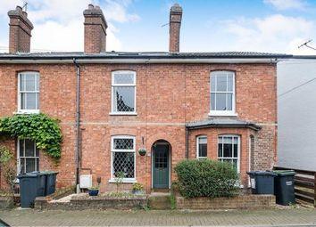 Thumbnail 3 bed terraced house for sale in Woodside Road, Tonbridge, Kent, .