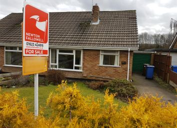 Thumbnail 2 bed semi-detached bungalow for sale in Keyworth Drive, Forest Town, Mansfield
