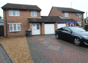 Thumbnail 4 bedroom property to rent in Leygreen Close, Luton