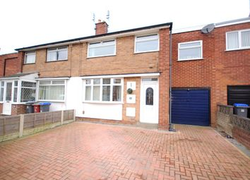 Thumbnail 4 bed terraced house for sale in Meanwood Avenue, Blackpool