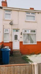 Thumbnail 3 bed terraced house for sale in Wellington Road, Edlington, Doncaster