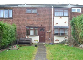 3 bed terraced house for sale in Dibble Close, Willenhall WV12